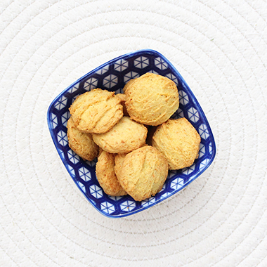 Biscuits aux fromages Bio 300 g