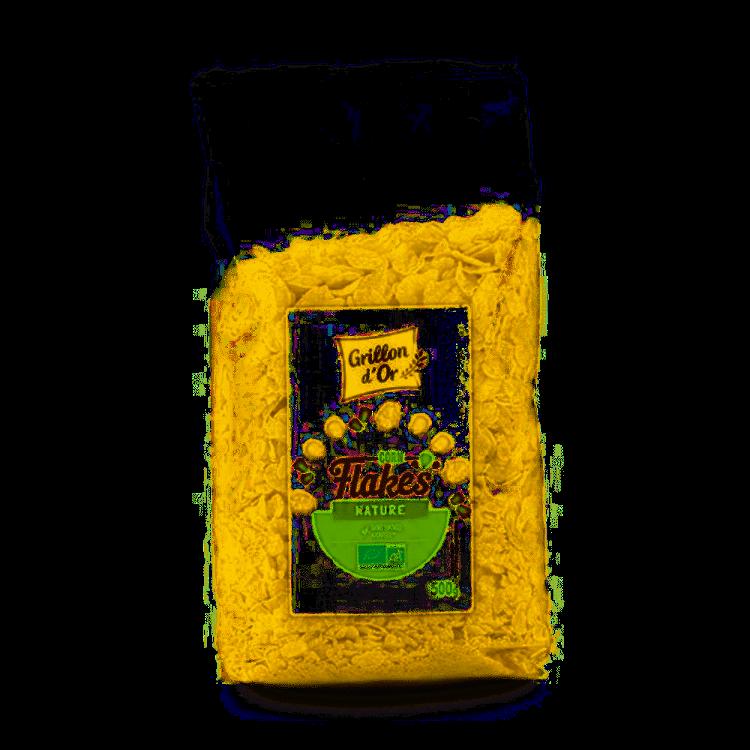Corn flakes nature - Bio - 500g
