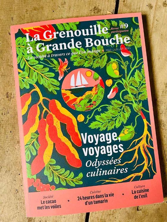 Revue La Grenouille à Grande Bouche #9