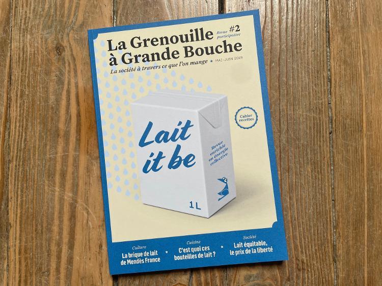Revue La Grenouille à Grande Bouche #2