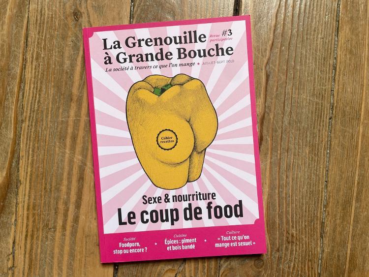 Revue La Grenouille à Grande Bouche #3