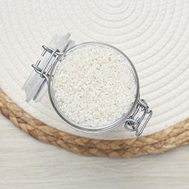 Riz rond blanc Bio 1 Kg