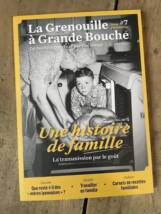 Revue La Grenouille à Grande Bouche #7