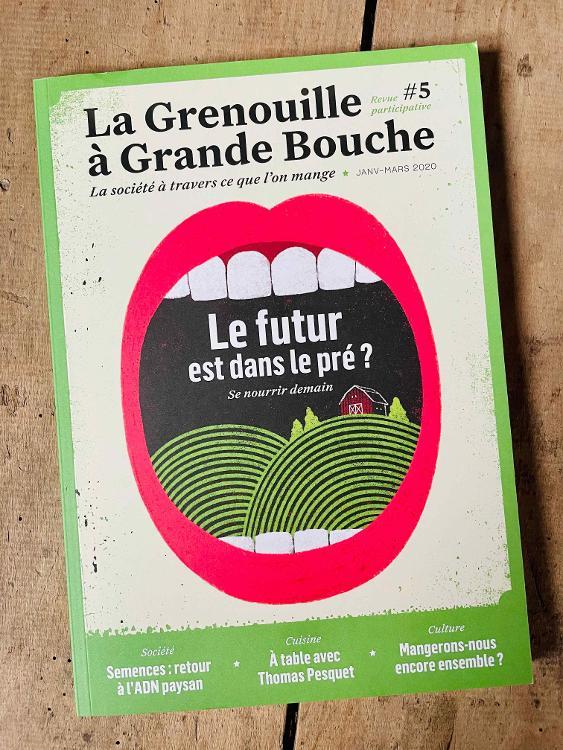 Revue La Grenouille à Grande Bouche #5