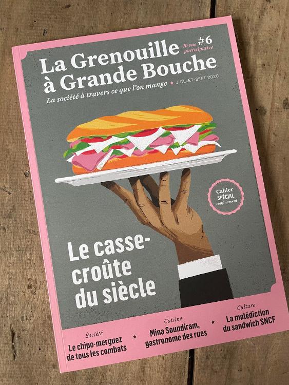 Revue La Grenouille à Grande Bouche #6