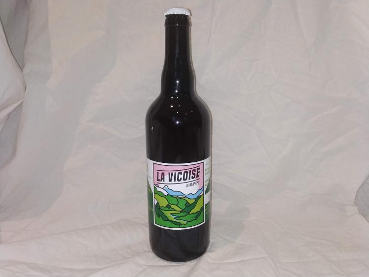 La Vicoise Blanche 75cl 4.5°