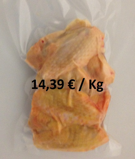 [Réservation] Ailes de poulet par 4