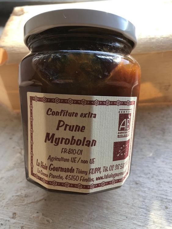 Confiture Prune Myrobolan