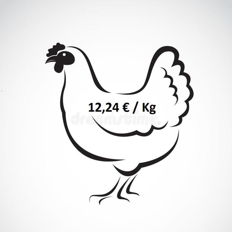 [Réservation] Poulet entier (gros) > 2kg