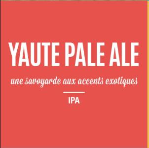 Bière Yaute Pale Ale