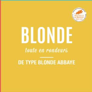 Biere Blonde Grand Format - 75cl