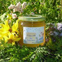 miel de fleurs, liquide, 500g