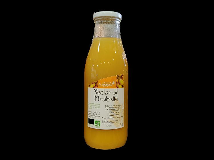 Nectar de mirabelle