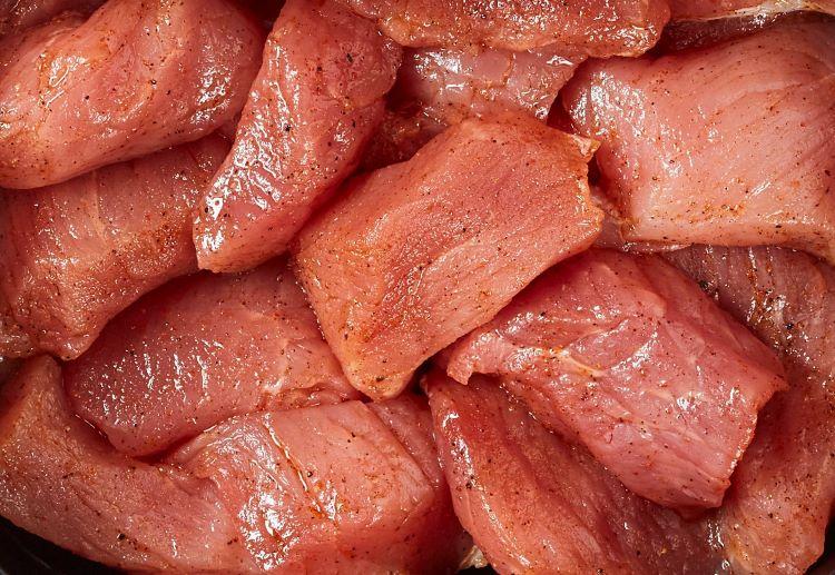 Emincé de porc au Paprika 290g