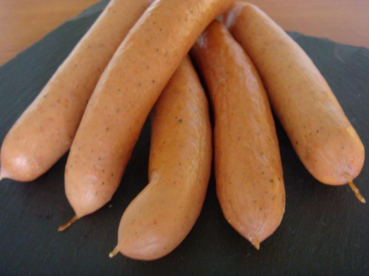Saucisse de Francfort Sans Sels Nitrités x10