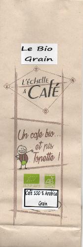 Café Tôpette - Le Bio Pérou - Grain