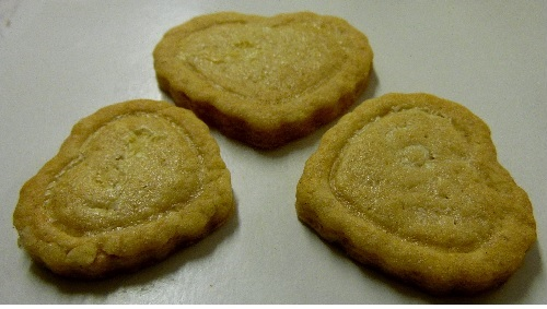 Biscuits Au Gingembre - Sachet 100g