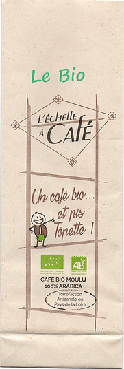 Café Tôpette - Le Bio Mexique - Moulu