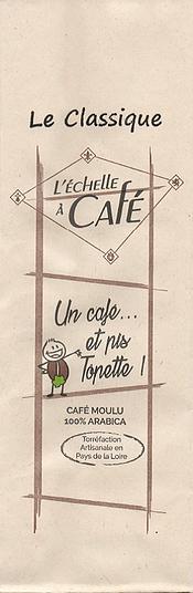 Café Tôpette  - Le Classique - Moulu