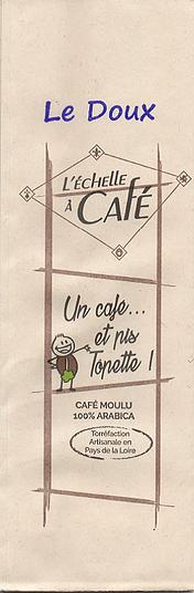 Café Tôpette - Le Doux - Moulu