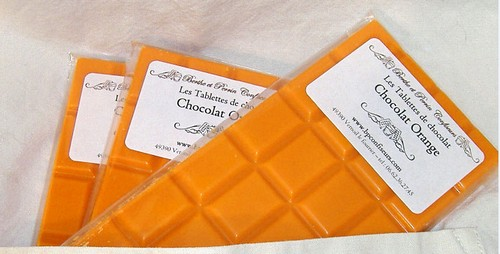 Tablette Orange