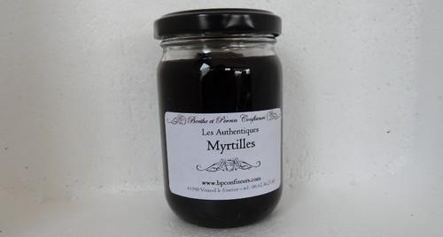 Confiture De Myrtilles