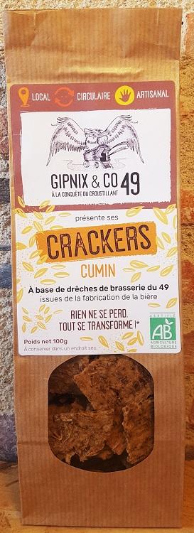 Crackers Cumin