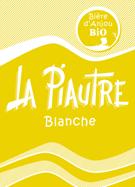 La Piautre Blanche Bio 4.5° - 75 Cl