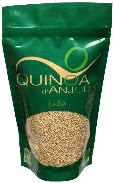 Quinoa D'anjou - Le Bio