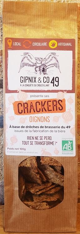 Crackers Oignons