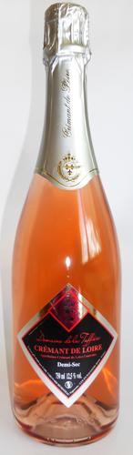 Crémant De Loire Rosé Dry