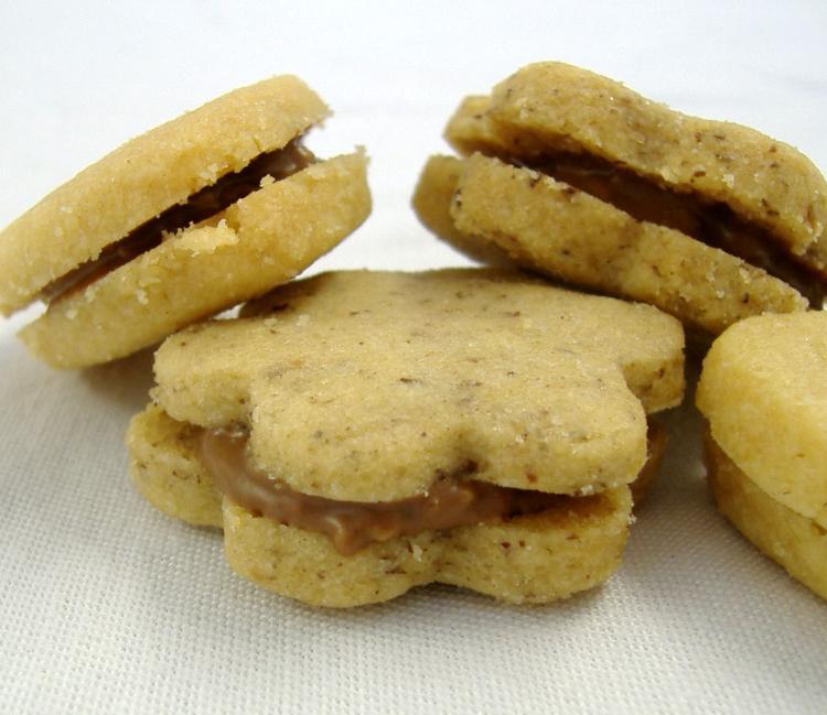 Biscuits Fondants Noisette - Sachet 100g