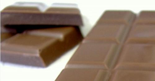 Tablette Chocolat au Lait Caramélisé