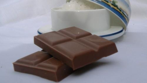 Tablette Chocolat Lait Et Fleur De Sel