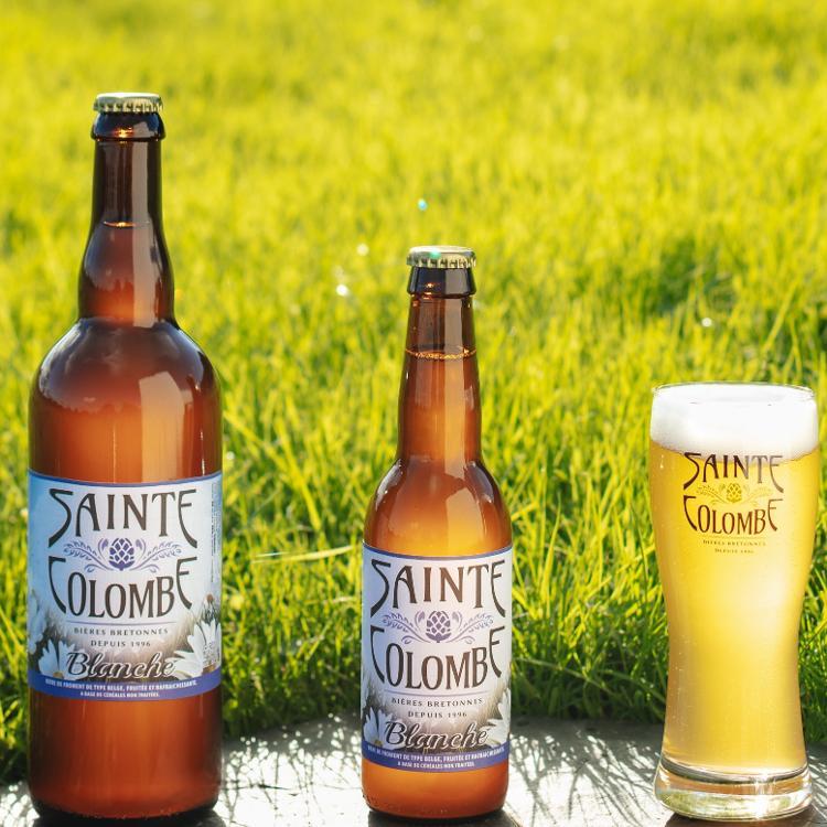 Bières Blanche 75cl x6