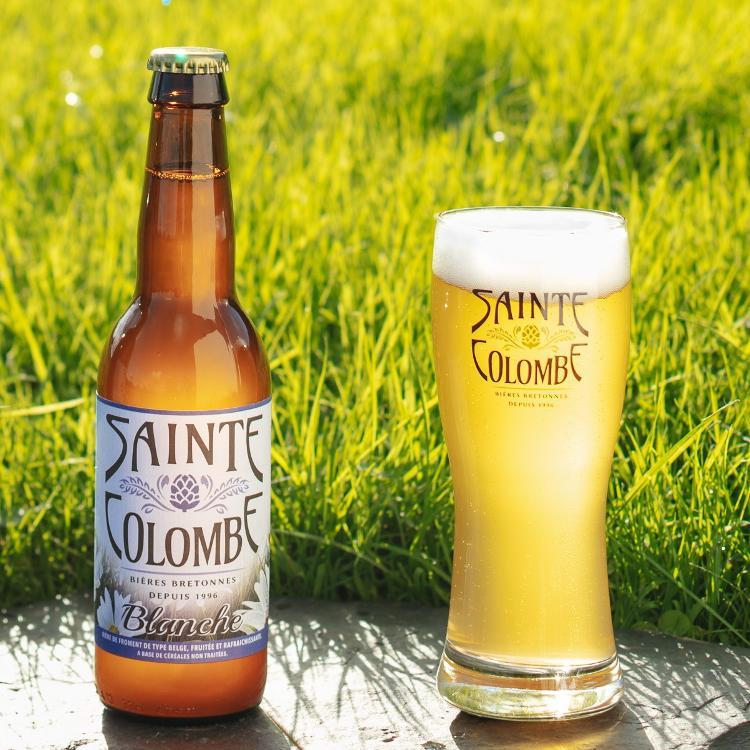 Bières Blanche 33cl x12