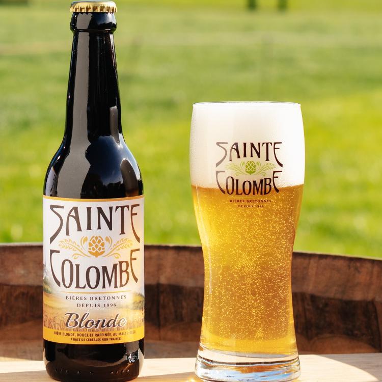 Bières Blonde 33cl x12