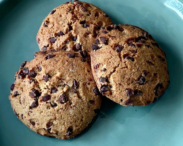 Cookie choco-sarrasin bio