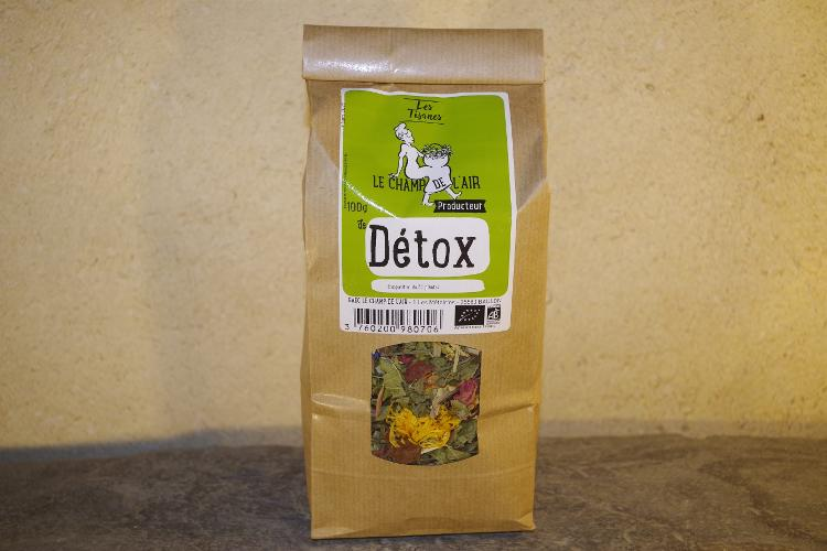 Tisane détox (39 plantes)