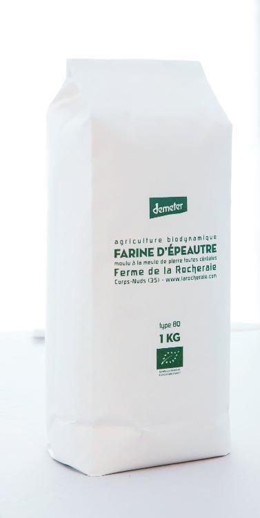 farine d'épeautre 1 kilo