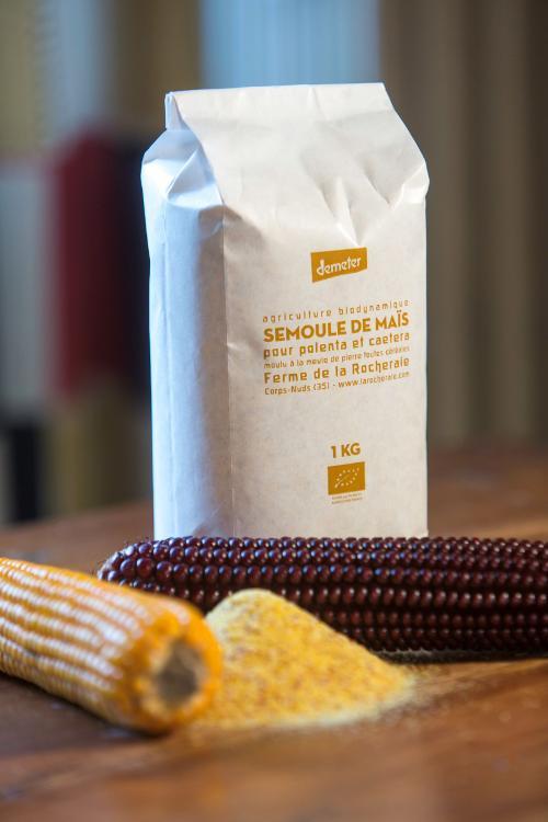 semoule de maïs 1 kilo