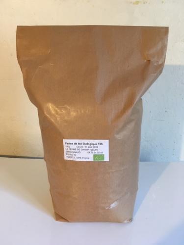 3kg Farine de blé T 80