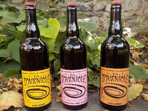 Carton 6 bières (2 blondes, 2 ambrées, 2 sureaux))