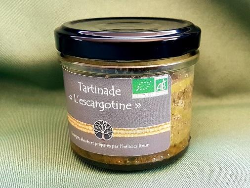 "Tartinade ""L'Escargotine"""