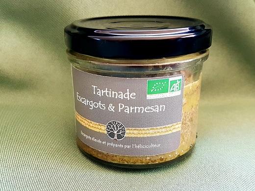 Tartinade Escargots & Parmesan