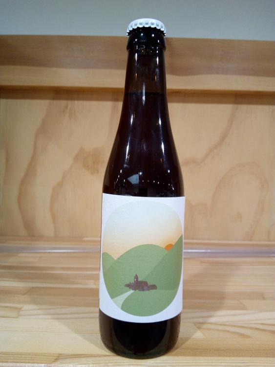 Bière Fleur d'Aspérule 33 cl 6 %alc