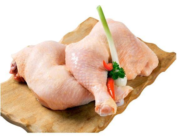 Cuisses de poulet BIO