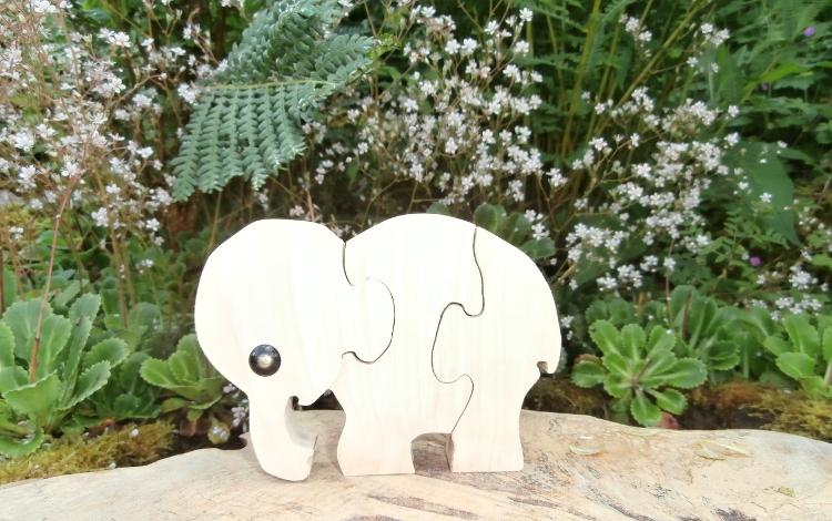 Puzzle Petit Elephant