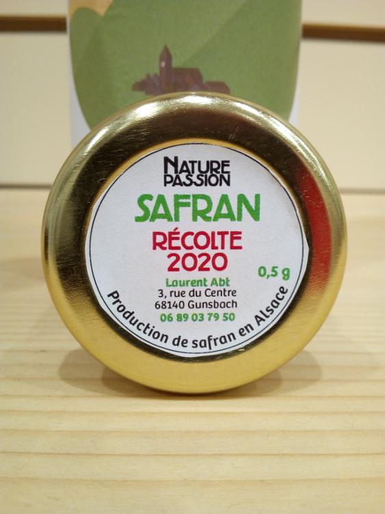 Safran d'Alsace 0.5 g