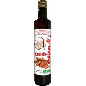 Vinaigre cidre cannelle